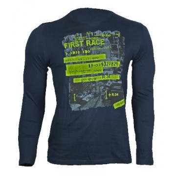 CAMISETA M/LARGA LOSAN RACE