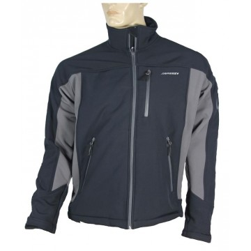 CHAQUETA BREEZY SOFTSHELL HOT BRISOTE
