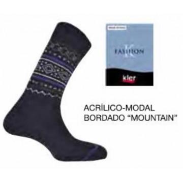 CALCETIN ACRILICO MODAL KLER MOUNTAIN