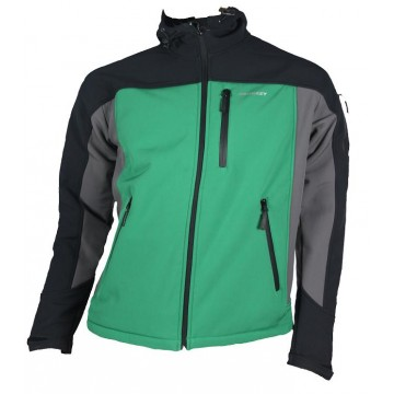 CHAQUETA BREEZY SOFTSHELL HOT BADISAD