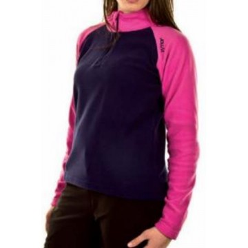 JERSEY POLAR 1/2 ZIP JOLUVI SURPRISE HALF BICO WOMAN
