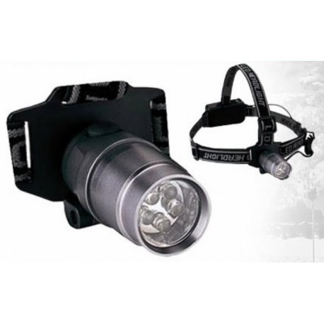 ILUMINADOR FRONTAL ALU 5 PROLED