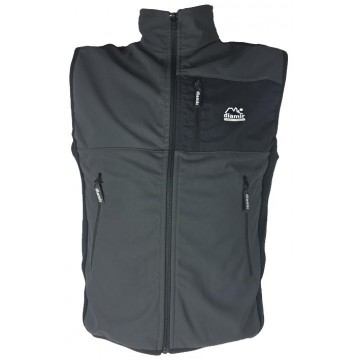CHALECO POLAR-SOFTSHELL DIAMIR CHAL-TWO