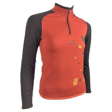 JERSEY POLARTEC POWER STRETCH MUJER DIAMIR TISSI