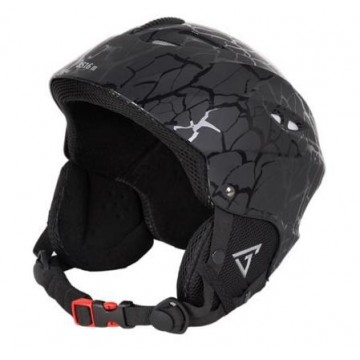 CASCO SKI ADULTO LHOTSE IRON NEGRO