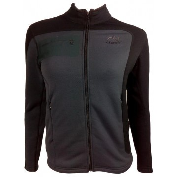 CHAQUETA POLARTEC POWER STRETCH MUJER DIAMIR BERNINA