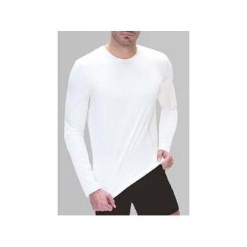 CAMISETA POLAR THERMAL M/LARGA FELPA C/REDONDO