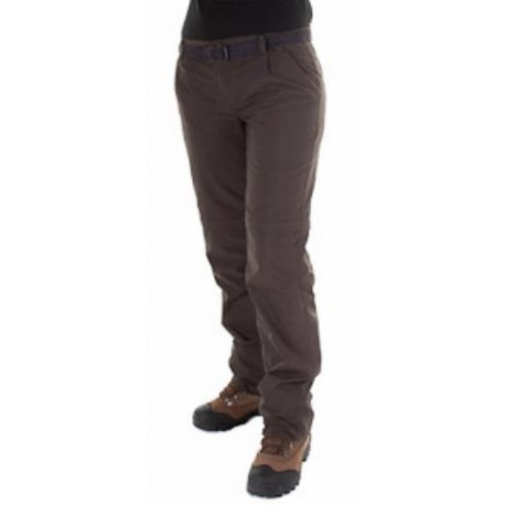 PANTALON DESMONTABLE JOLUVI WOMAN SAF CHOCOLATE