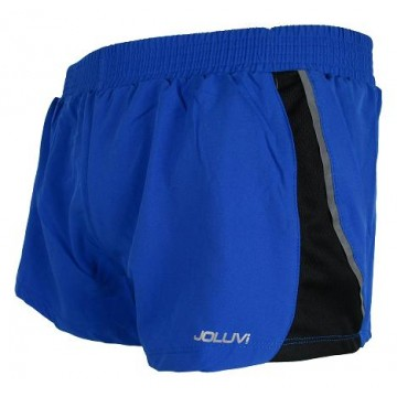 SHORT RUNNING JOLUVI META ROYAL/NEGRO
