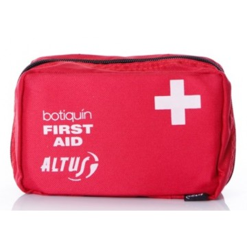 BOLSA BOTIQUIN ALTUS COMPLETO MEDICAL KIT OUTDOOR