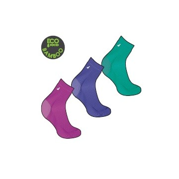 CALCETIN JOLUVI MUJER BAMBOO SOCK 3 PACK