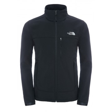 CHAQUETA SOFTSHELL NORTH FACE APEX BIONIC NEGRO