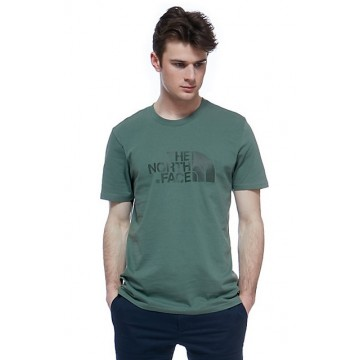 CAMISETA MANGA CORTA NORTH FACE EASY TEE VERDE