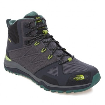 BOTAS ULTRA FASTPACK II MID GTX NORTH FACE GRIS