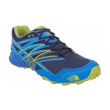ZAPATILLA ULTRA MT GTX NORTH FACE AZUL