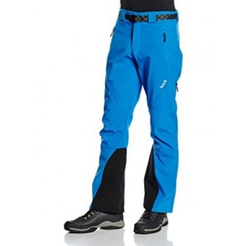 PANTALON SOFTSHELL IZAS MALCUS ROYAL