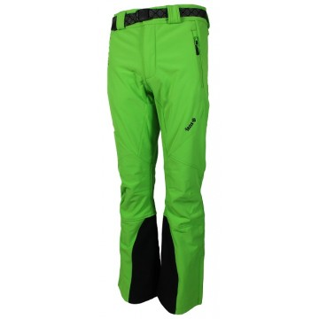 PANTALON SOFTSHELL IZAS MALCUS LIGHT GREEN