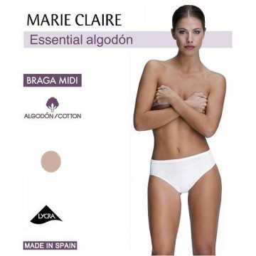 BRAGA MIDI ALGODON MC ESSENTIAL NATURAL