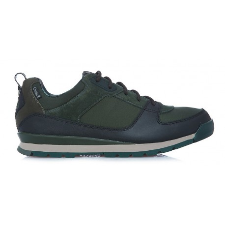 ZAPATILLA TREKKING NORTH FACE BACK-TO-BERKELEY MTNSNKR VERDE