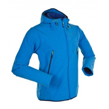 CHAQUETA SOFTSHELL JOLUVI HAIL AZUL ROYAL