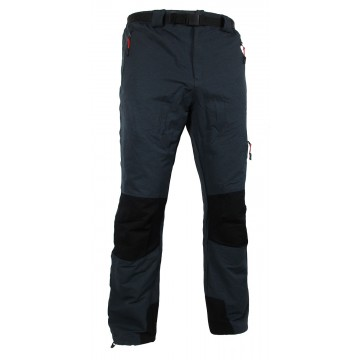 PANTALON TREKKING CANNON STRETCH NEBRASKA ANTRACITA/NEGRO