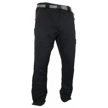 PANTALON TREKKING CANNON STRETCH NEBRASKA NEGRO