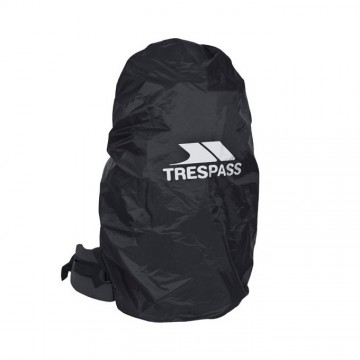 FUNDA PARA MOCHILAS 15000 MM TRESPASS RUCK SACK NEGRO