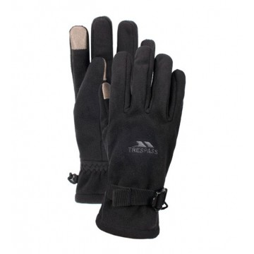 GUANTE POLAR TOUCH TRESPASS CONTACT NEGRO