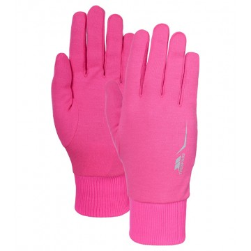 GUANTE LIGERO Y BRILLANTE TRESPASS GLO FURTHER ROSA FLUOR
