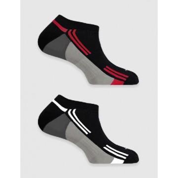 Calcetines tobilleros de deporte de hombre Sprint de KLER.