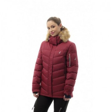 ANORACK ACTIVE PRO MUJER JOLUVI SNOW SHOT S ROJO OSCURO