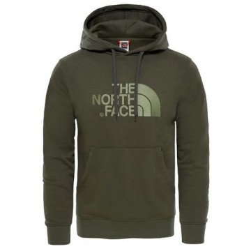 SUDADERA DREW PEAK THE NORTH FACE VERDE