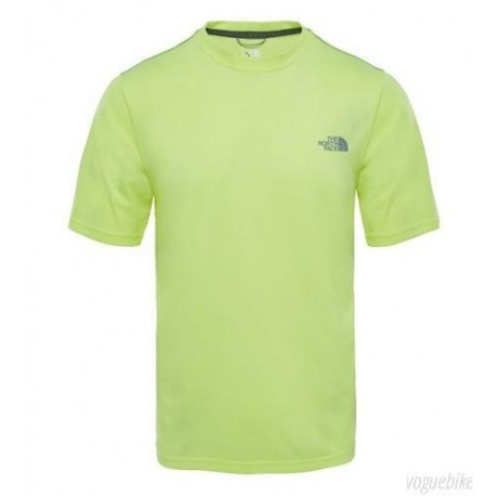 CAMISETA THE NORTH FACE REAXION AMP CREW A