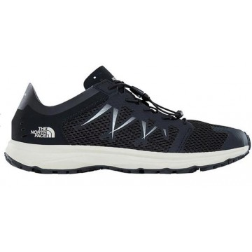 ZAPATILLAS TNF LITEWAVE FLOW LACE W N/B