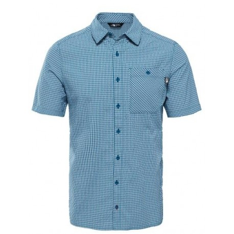 CAMISA THE NORTH FACE HYPRESS AZUL