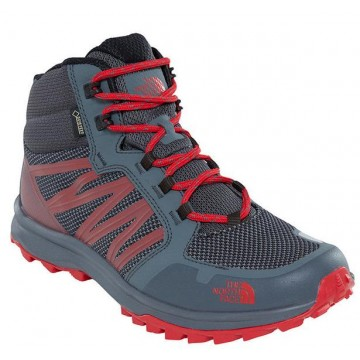 BOTAS THE NORTH FACE LITEWAVE FASTPACK MID GTX GR