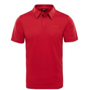 POLO THE NORTH FACE TANKEN RAGE RED