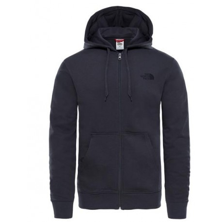 SUDADERA THE NORTH FACE  LIGHT ASPHALT GRIS