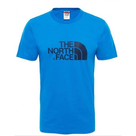 CAMISETA THE NORTH FACE EASY TEE BOMBER BLUE