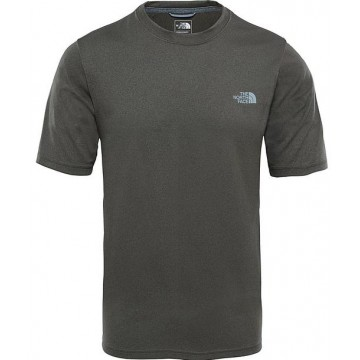 CAMISETA THE NORTH FACE REAXION AMP CREW VERDE