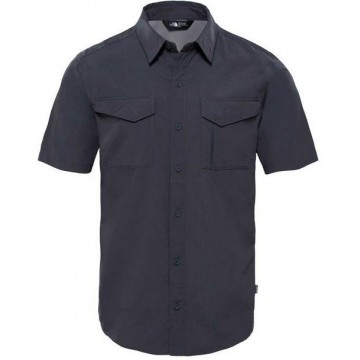 CAMISA THE NORTH FACE SEQUOIA ASPHALT GRIS