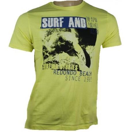 CAMISETA CASUAL M/CORTA LOSAN SURF