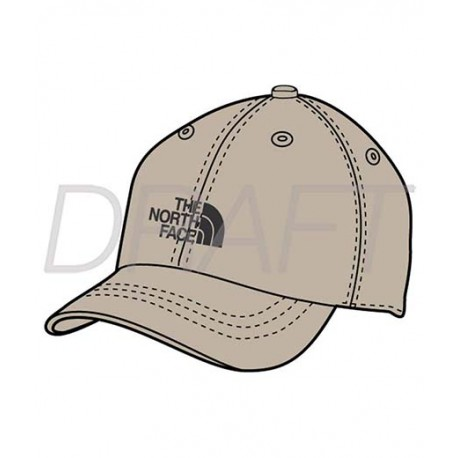 GORRA THE NORTH FACE HORIZON BEIGE