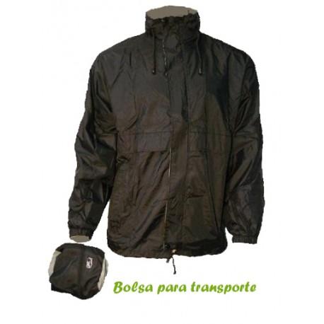 CHUBASQUERO BASICO FORRADO  OLDPORT