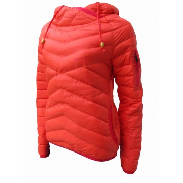 CHAQUETA VAMOR DOWN BREEZY  MUJER ORANGE