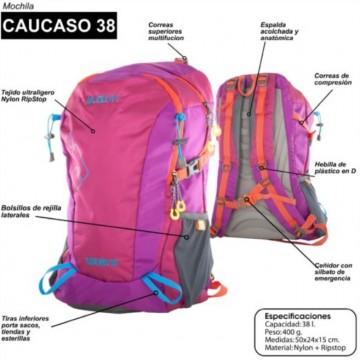 MOCHILA JOLUVI CAUCASO 38 L 1108