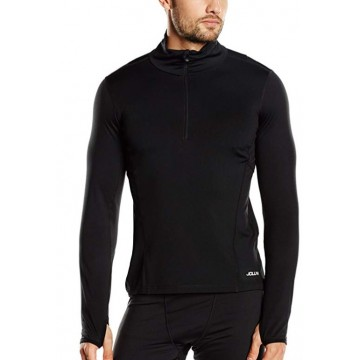 CAMISETA THERMIC SOFT-SHELL JOLUVI UNKAS NEGRO