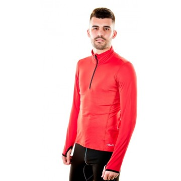 CAMISETA THERMIC SOFT-SHELL JOLUVI UNKAS ROJO