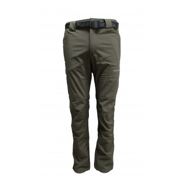 PANTALON BREEZY SOFTSHELL TRYN M GREEN