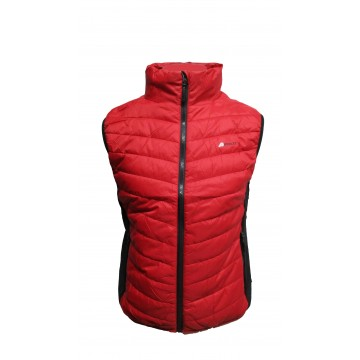 CHALECO BREEZY NOTOS VEST RED